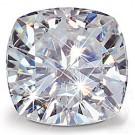 CUSHION CUT LAB CREATED DIAMOND