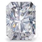 EMERALD CUT LAB CREATED DIAMOND