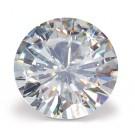 ROUND CUT LAB CREATED DIAMOND