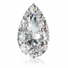 PEAR CUT LAB CREATED DIAMOND